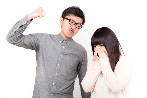【モラルハラスメントの特徴100】彼氏や夫のモラハラ診断!