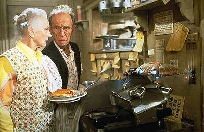 おばあちゃん&おじいちゃんが活躍する映画‼︎