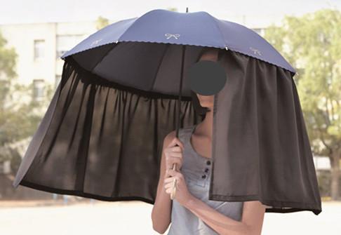 日傘について