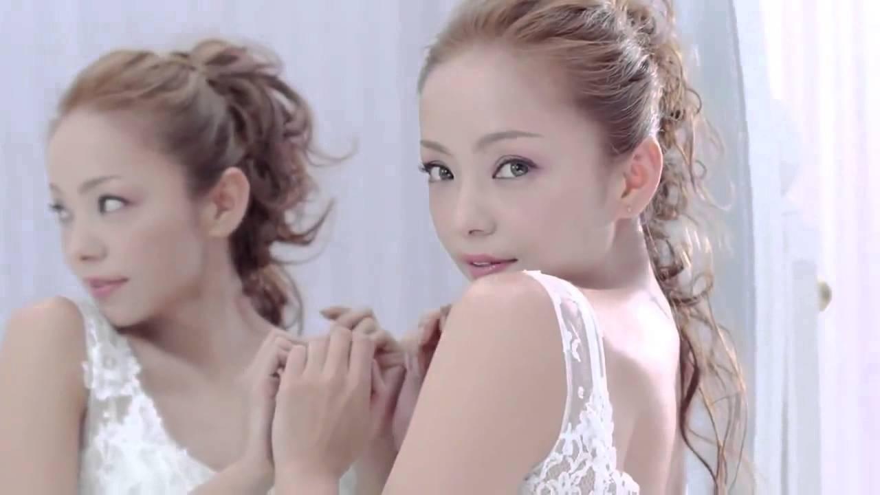 安室奈美恵 エスプリーク「永遠のBaby肌」編 - YouTube