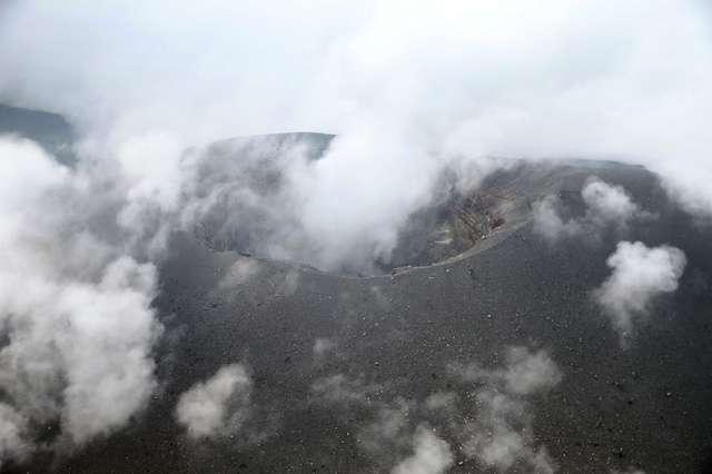 浅間山の噴火警戒レベル、2に引き上げ 気象庁:朝日新聞デジタル