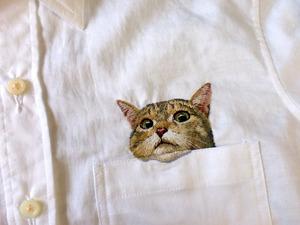 猫好き男子へのプレゼントに!猫がプリントされたフォトネコタイがキュート