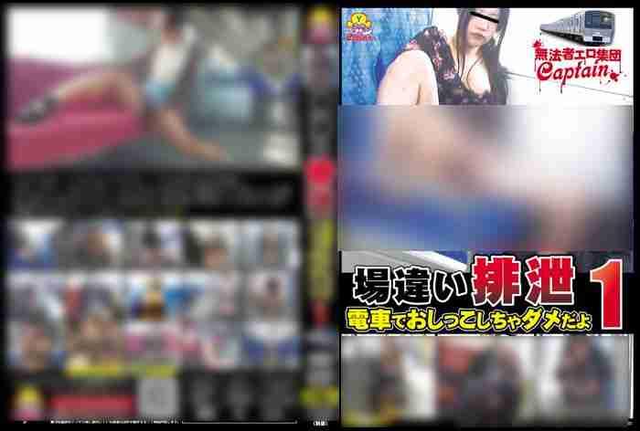 電車内でAV撮影 女性に胸や下半身を露出させたり、尿を排泄させた容疑で男2人逮捕