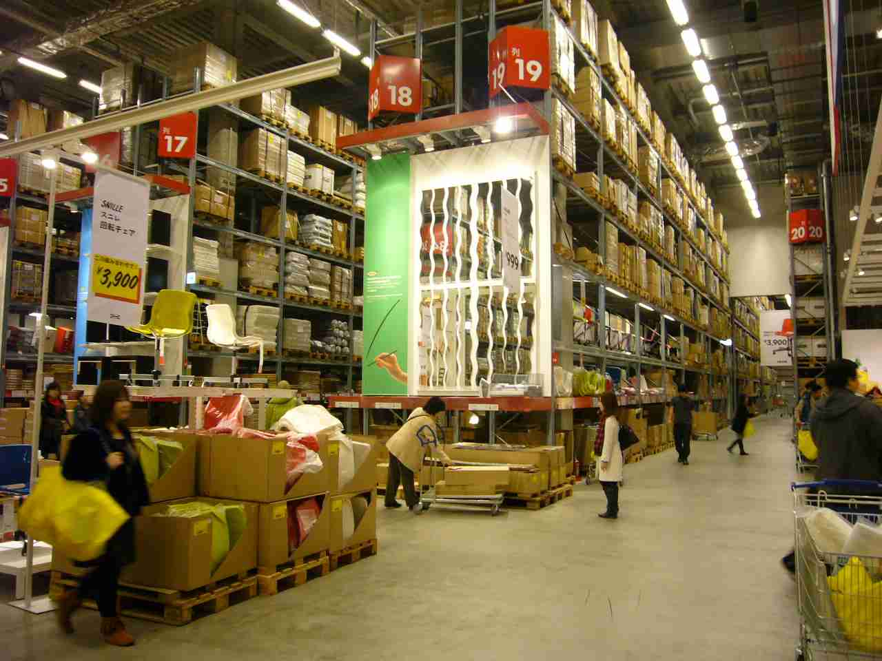 イケア(IKEA)、ネット注文で宅配サービス開始へ 店舗構える各国で