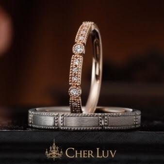 結婚指輪どんなのにした??