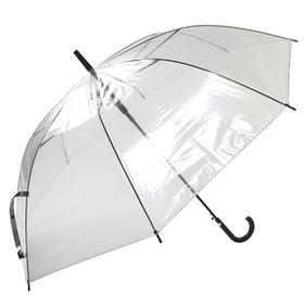 傘はビニール傘ですか。ビニール傘より高い傘ですか。