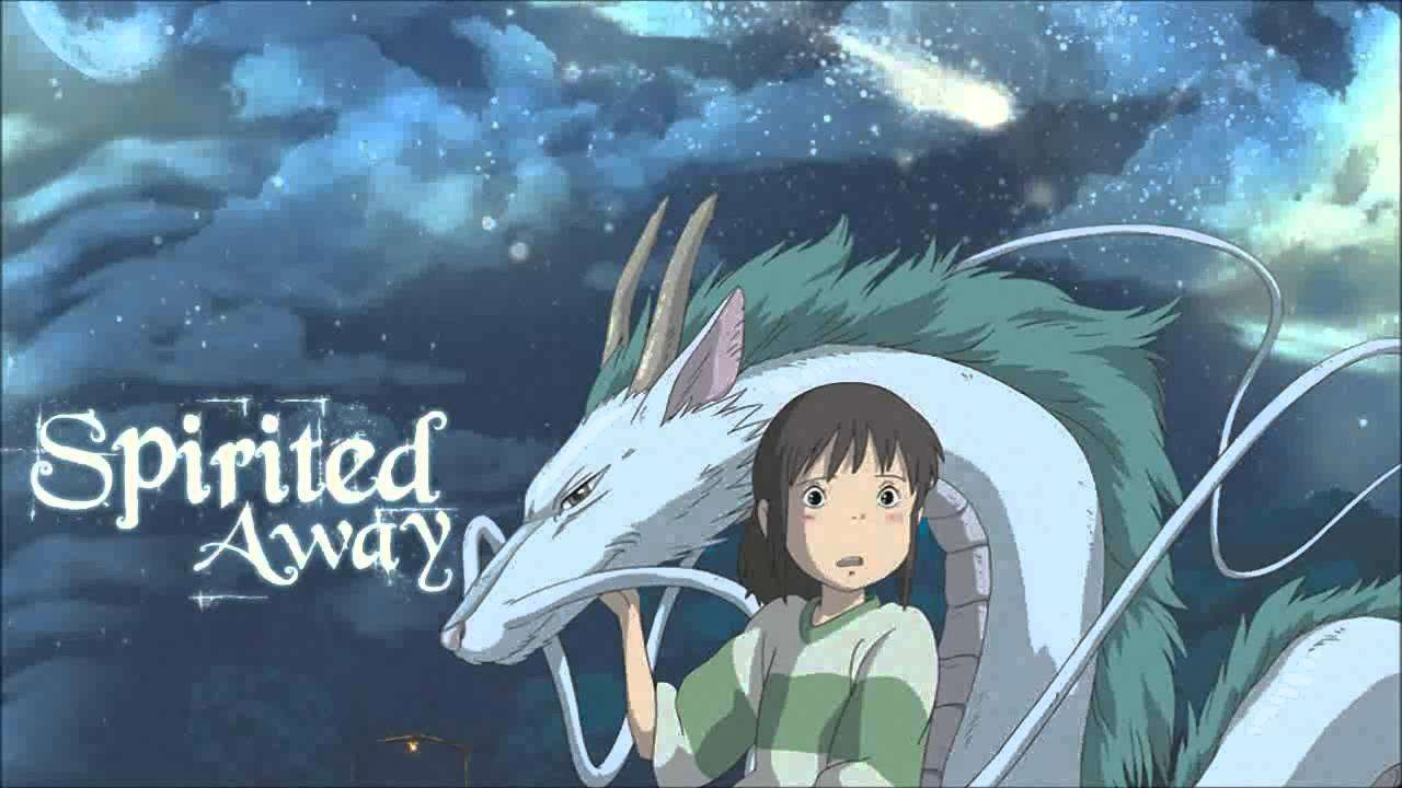 Spirited Away Soundtrack - The Dragon Boy (Ryū no Shōnen) - YouTube