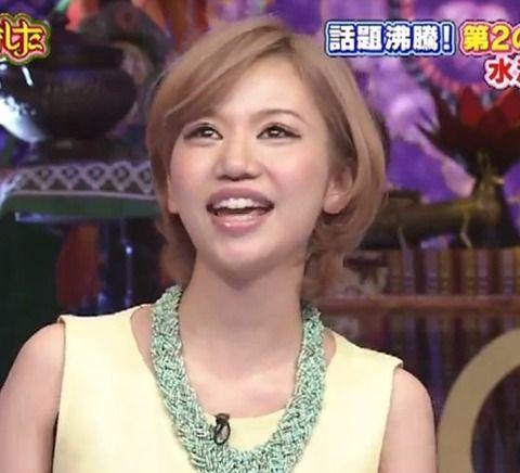 水沢アリー、サッカー槙野智章選手との破局報告 原因を語る→ネットでは顔の変化に注目集まる