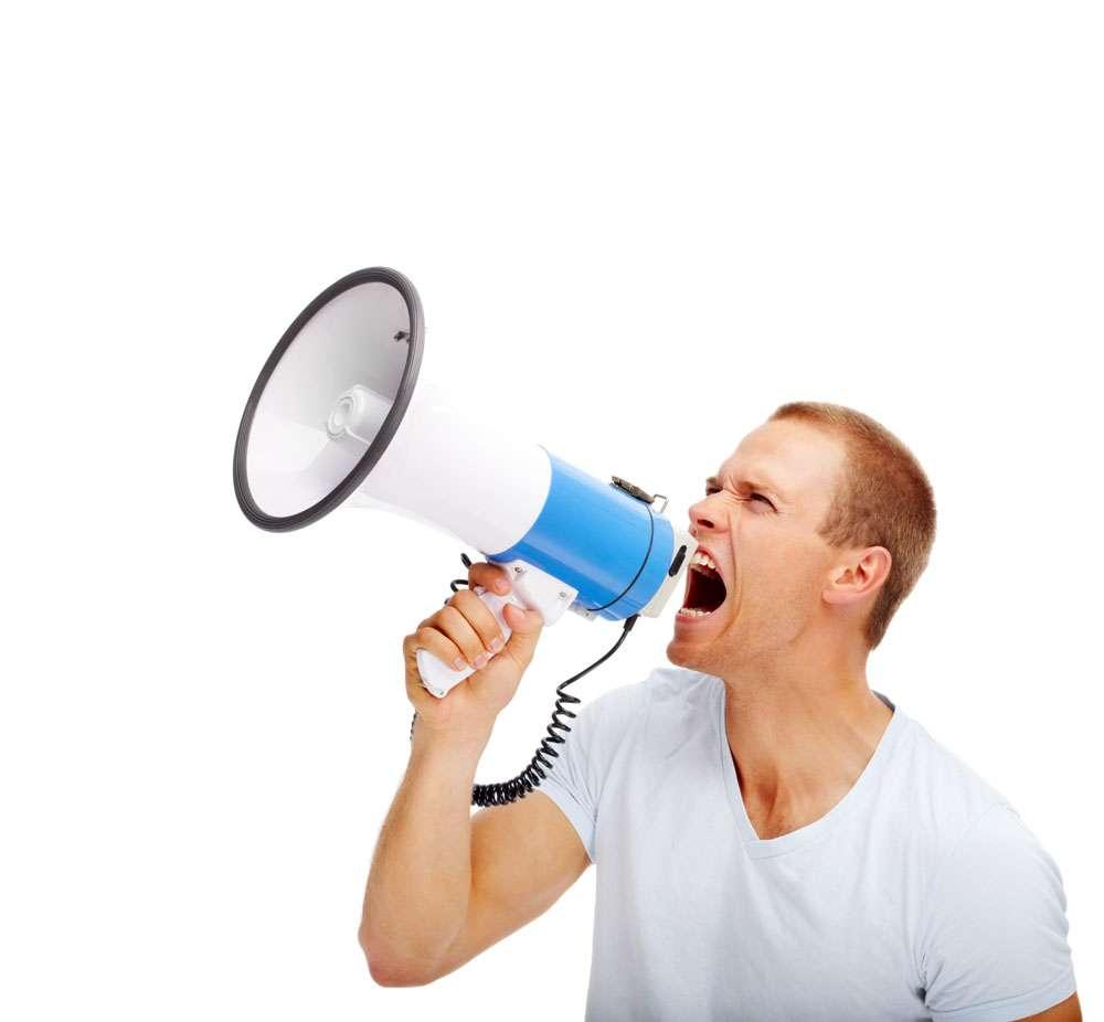 声が大きい人が苦手