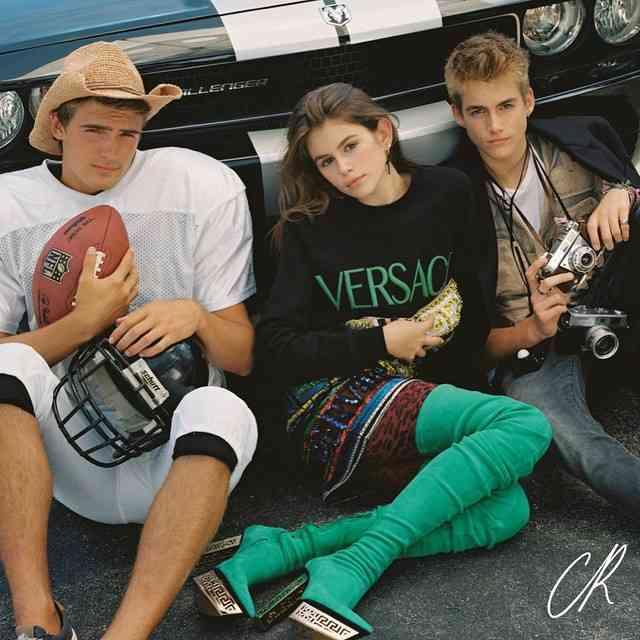 元祖スーパーモデル、シンディ・クロフォードの子供達が美しすぎる。「礼儀正しい」とも業界絶賛。