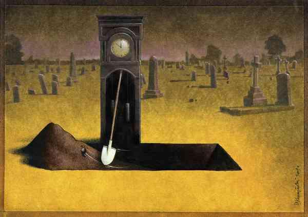 時間に関する風刺