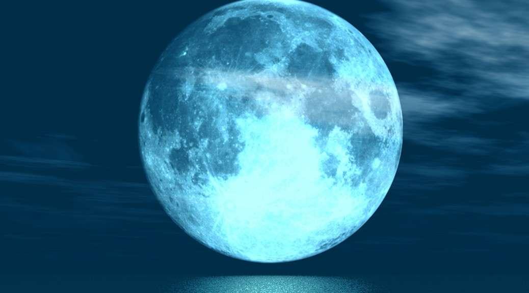 【7月31日】「ブルームーン」がやってくる。夏の星空を見上げて、貴重な満月に酔いしれよう!