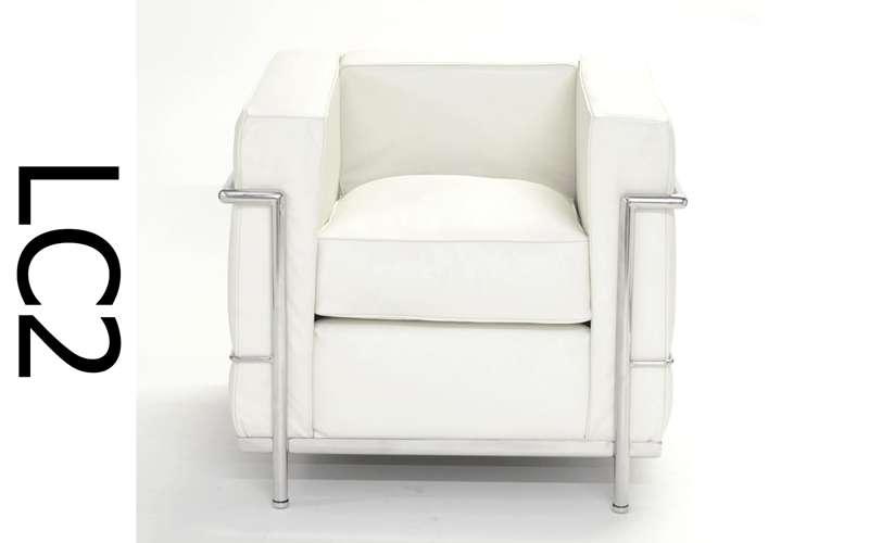 【LC2 1P】コルビジェ グランコンフォール ル・コルビジェ(Le Corbusier)イタリア製フルレザーのリプロダクトはデザイナーズ家具のモダン