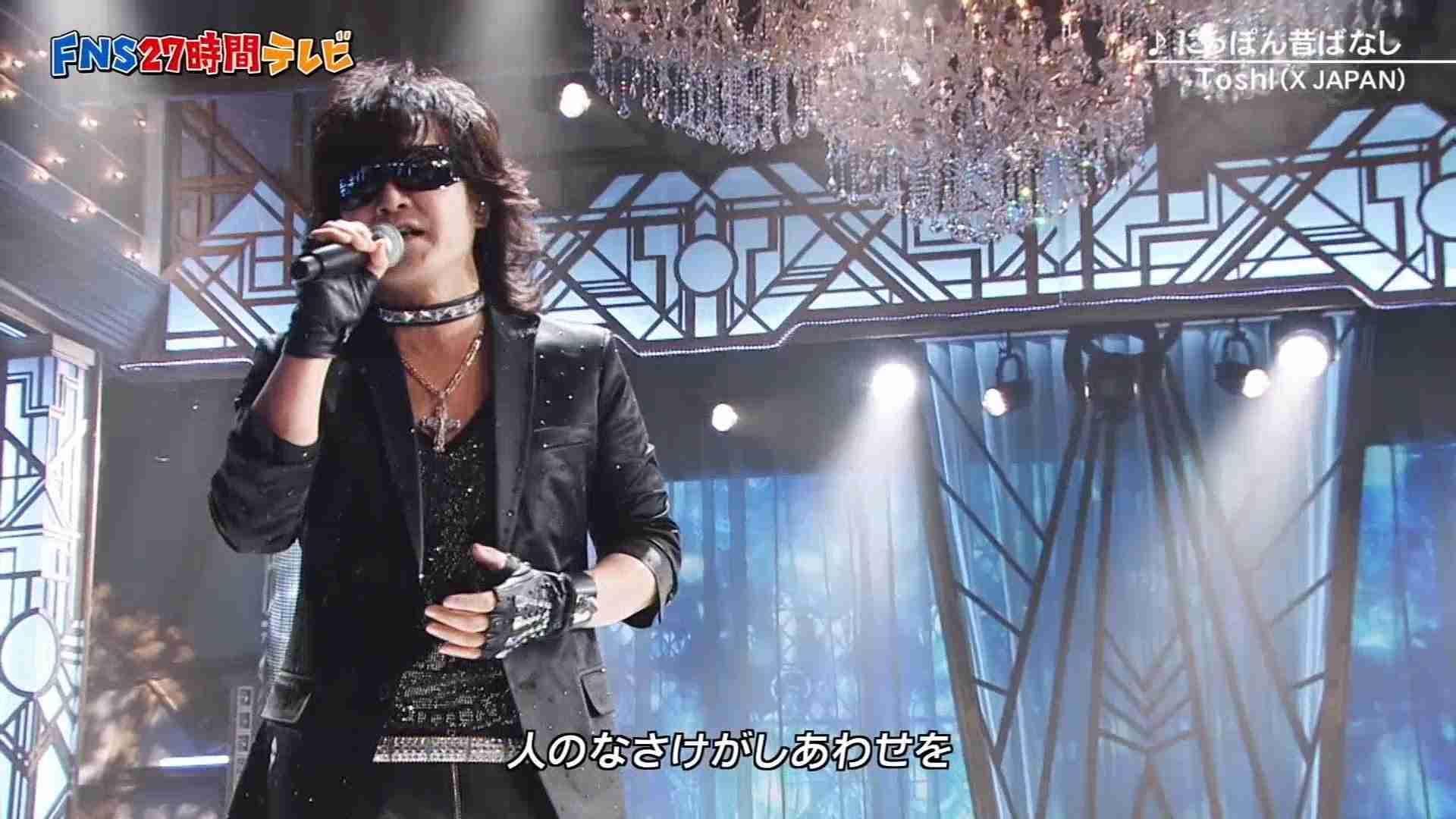 ToshI 日本昔話 27時間テレビ 20150726 - YouTube