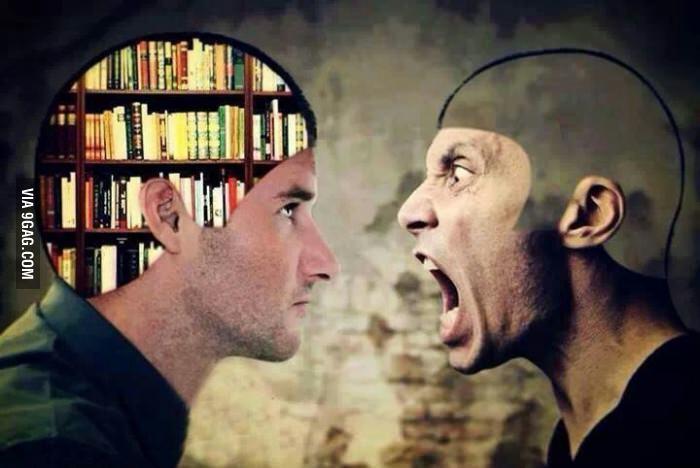 知識に関する風刺
