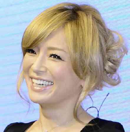 浜崎あゆみ、体調回復を報告「ご心配なく」騒動となったことを謝罪