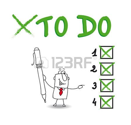 今日やることを書く→あとで達成度を報告するトピ