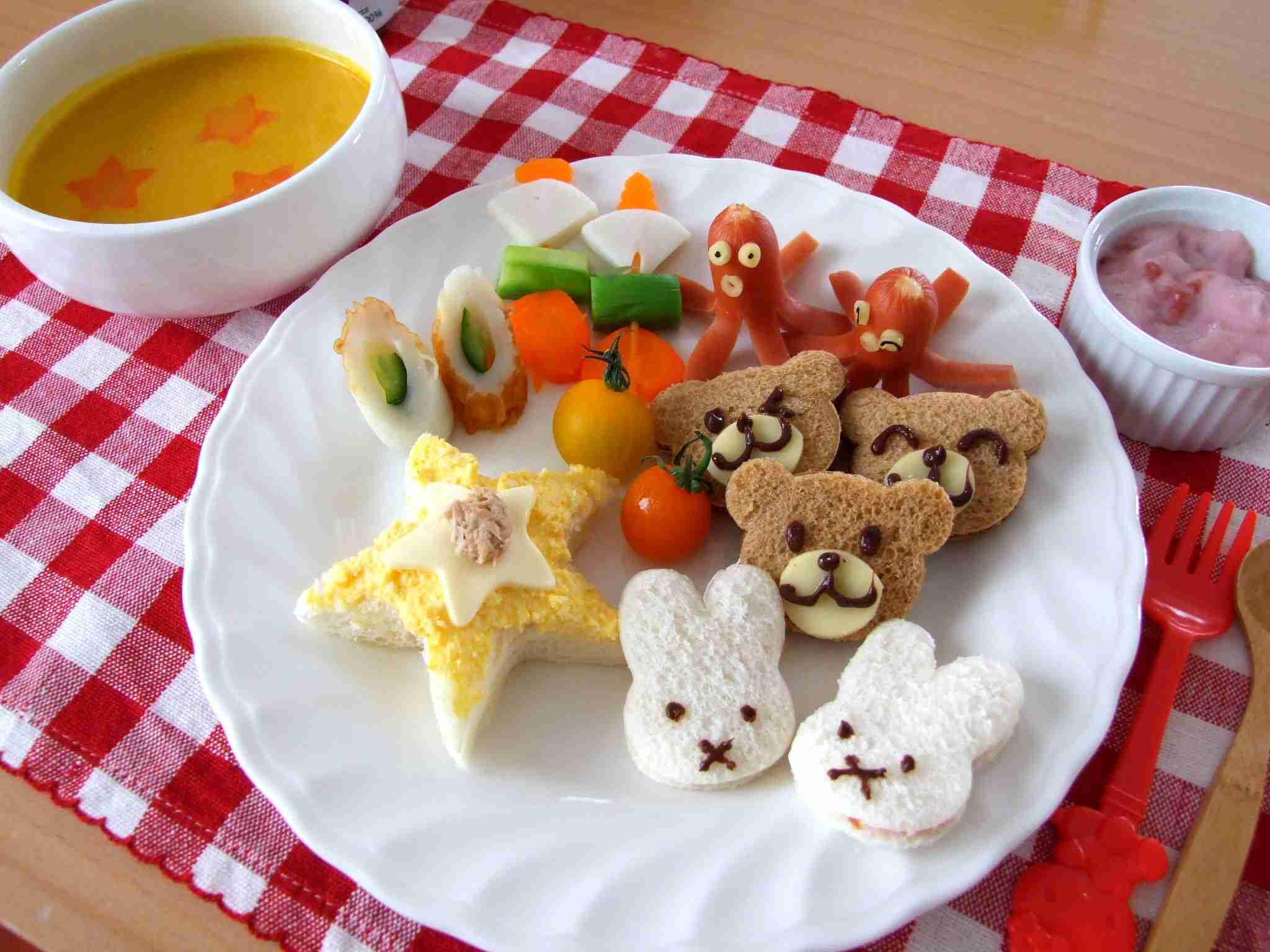 保育園から朝食に菓子パンNGのお知らせが。みんなの朝食は?