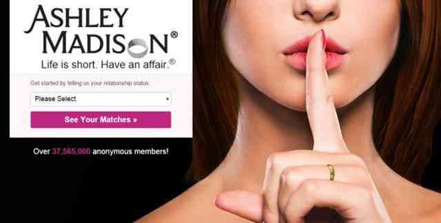 全米が泣いた。不倫サイトの顧客情報、本当にネット上に暴露される : ギズモード・ジャパン