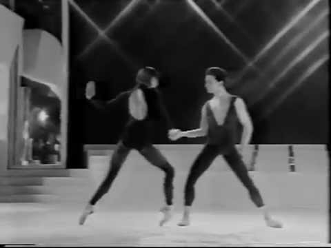In the middle somewhat elevated  Sylvie Guillem Laurent Hilaire - YouTube
