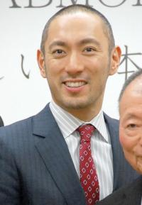 市川海老蔵、ブログで暴露!サトエリこと佐藤江梨子の新恋人は「自分のスタッフ」