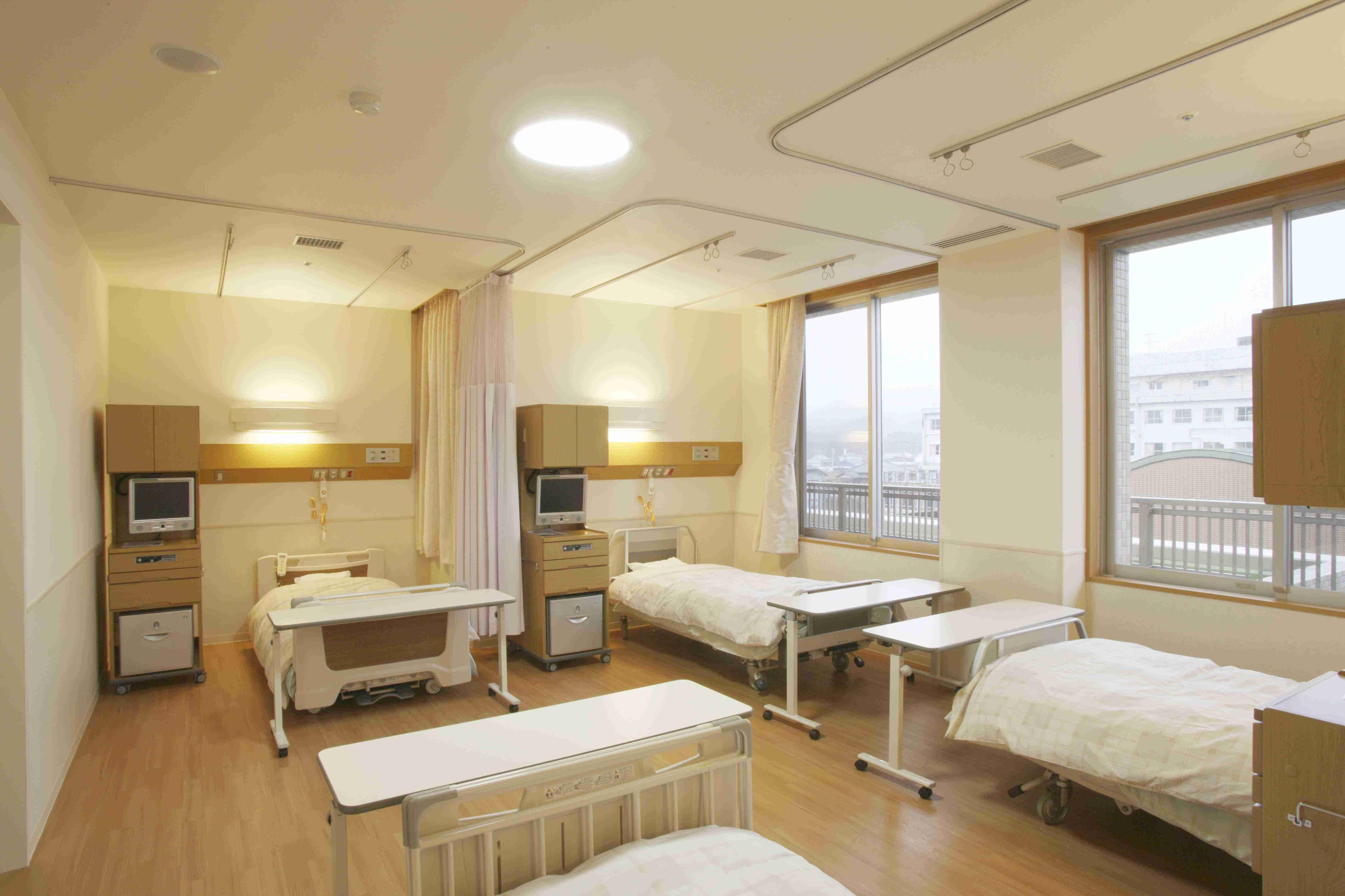 病院 大部屋あるある