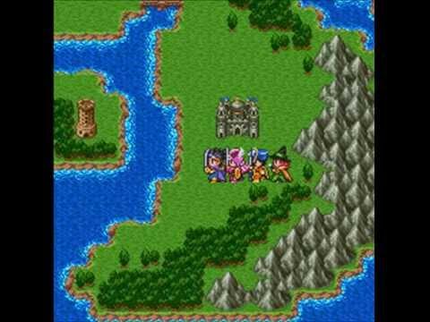 ドラゴンクエストⅢ 冒険の旅 - YouTube