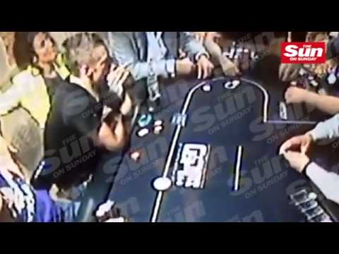 "Leicester striker Jamie Vardy accused of racism, called an Asian man ""Jap"" three times in a casino - YouTube"