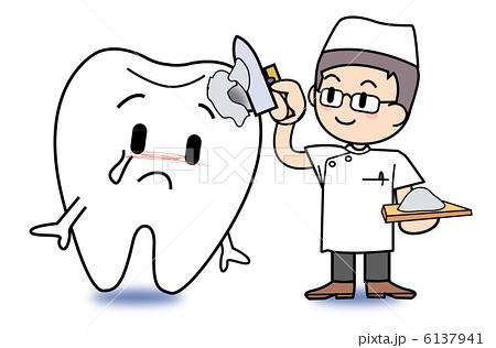 歯医者で根管治療(根っこの治療)している方