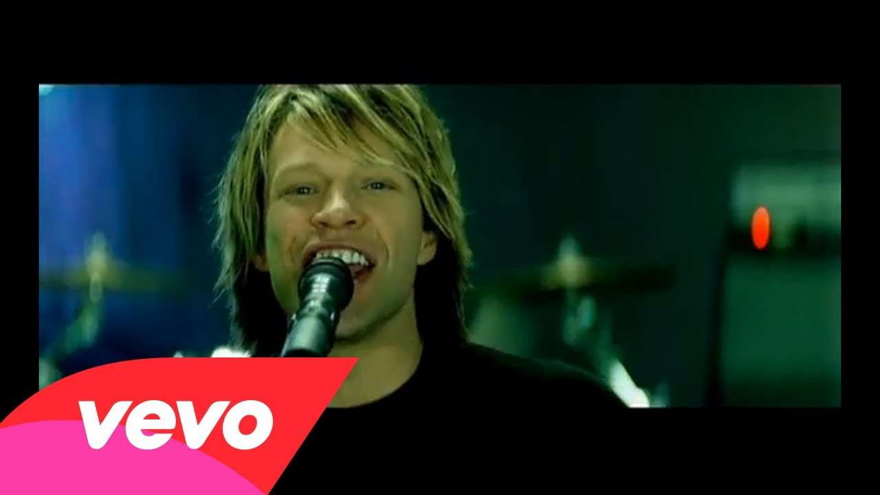 Bon Jovi - It's My Life - YouTube