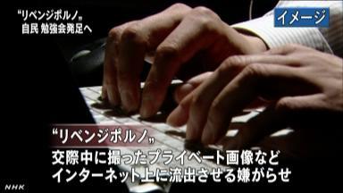 リベンジポルノ防止法が成立…3年以下の懲役または50万円以下の罰金、(Twitter等で)拡散した人にも罰則