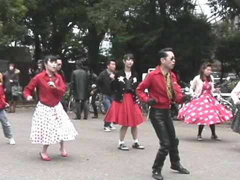 I Am Japan - Tokyo Rockabilly Club - YouTube