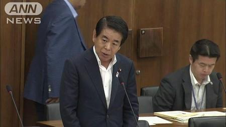 「エンブレム中止の責任、三者三様」と遠藤五輪大臣(テレビ朝日系(ANN)) - Yahoo!ニュース
