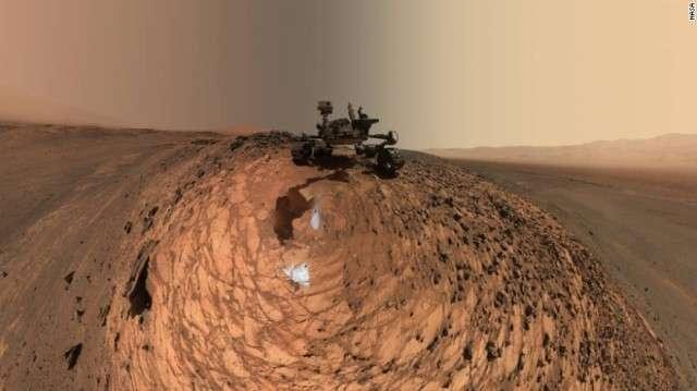 「火星のなぞを解明」 NASAが特別会見へ
