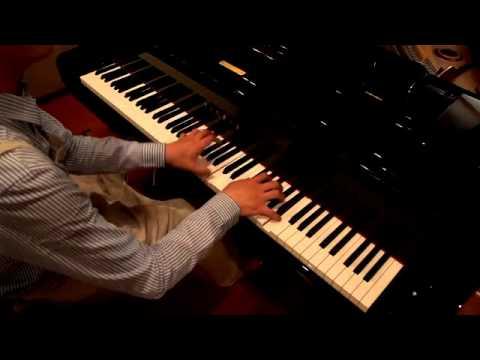 ジブリ長編映画の曲を全部つなげて弾いてみた【事務員G】ピアノメドレー Studio Ghibli complete piano Medley by ZimuinG 1984〜2013 - YouTube