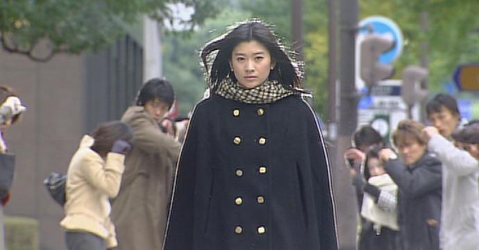 篠原涼子が主演映画『アンフェア the end』の舞台挨拶で涙「寂しいです」
