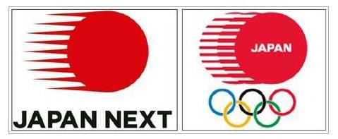 佐藤可士和氏デザインのクールジャパンのロゴが、JOCエンブレムと似ている件