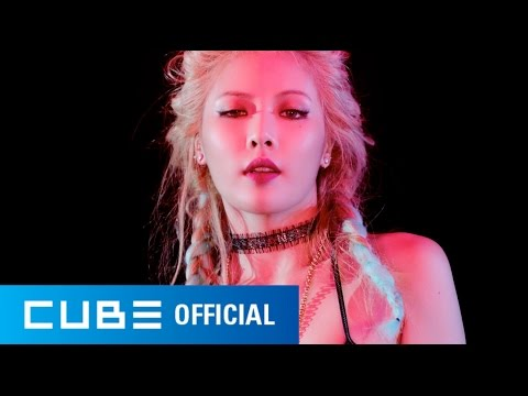 HYUNA - Roll Deep
