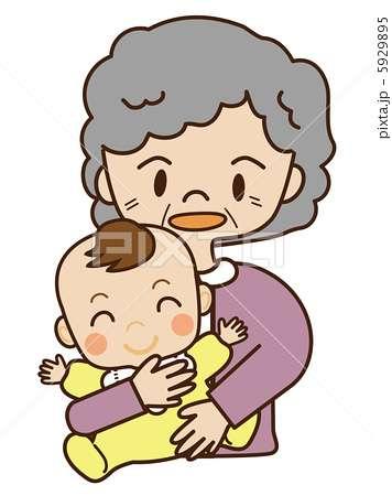 義母に子供を触らせたくない方