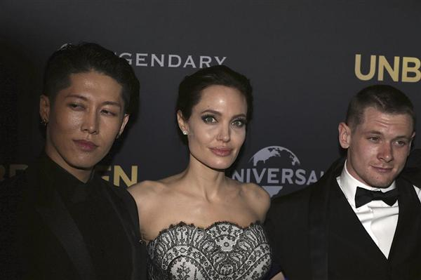 アンジェリーナ・ジョリー監督、映画『アンブロークン』制作の意図を語る「反日的な映画ではない」