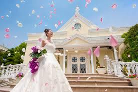 結婚式場のフェアについて