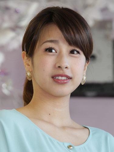 カトパンこと加藤綾子、9月いっぱいでフジ退社…「めざまし」降板 フリー転身