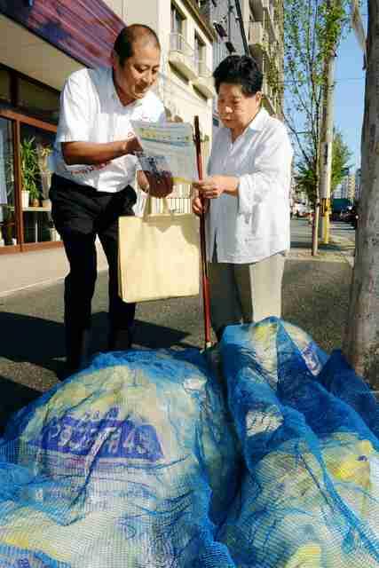 京都市、10月からごみ袋開封調査へ 分別義務化、減量の切り札?
