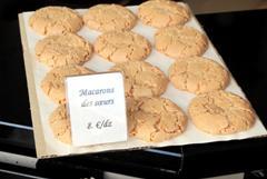 ロレーヌ地方のお菓子マカロン・ド・ナンシー   アルティザン・テラ   LA TERRE ラ・テール