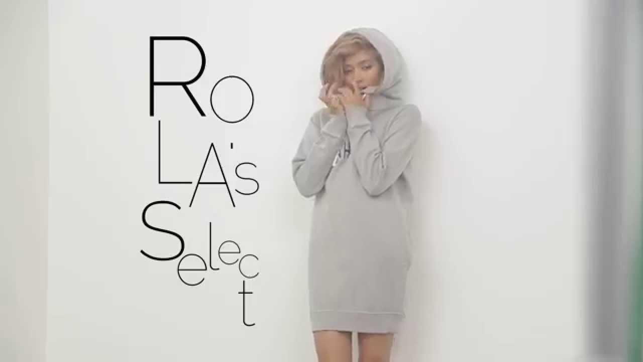 2015 Winter Select ローラ メイキング - YouTube