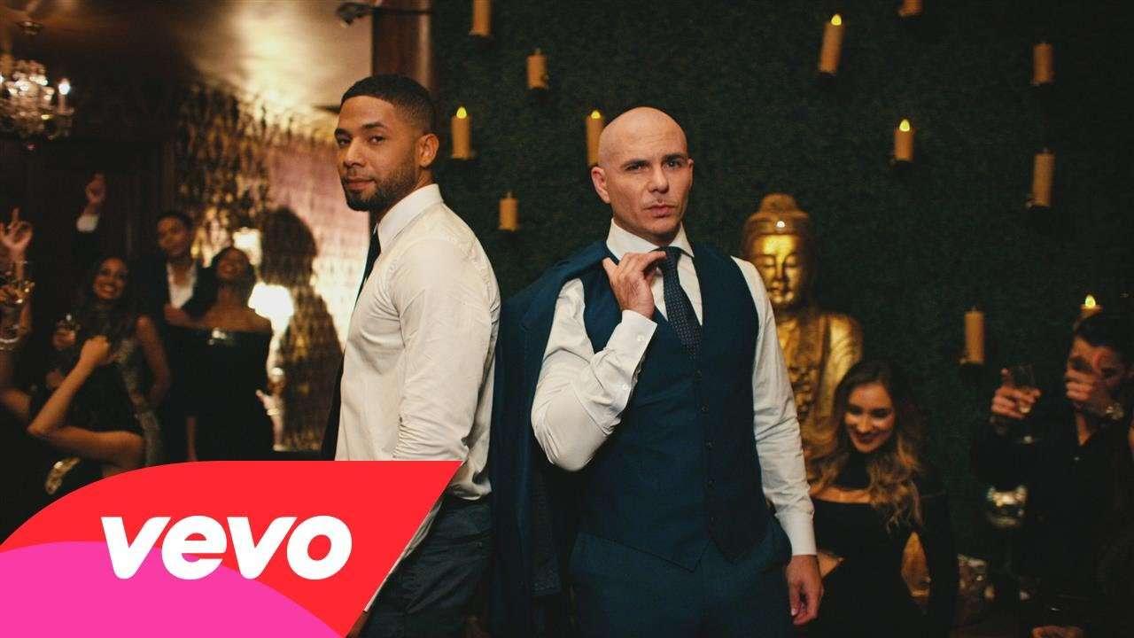 Pitbull Hotel Room Cast