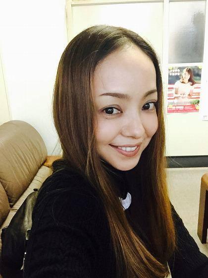 ナチュラルな安室奈美恵