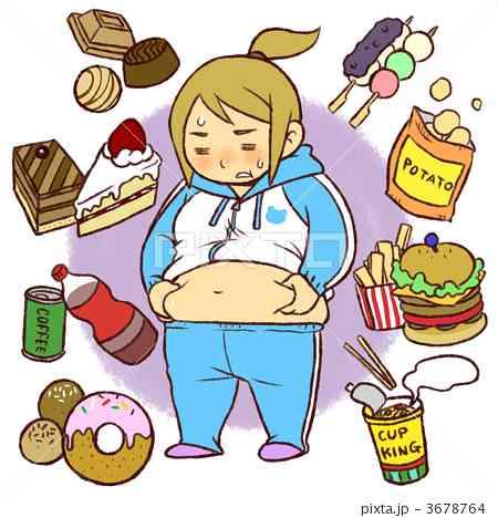 最近の食べ過ぎちゃったエピソード
