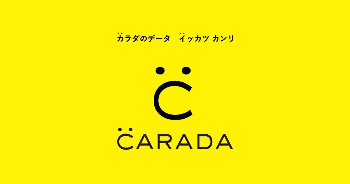 KAT-TUN出演CM情報 - カラダイッカツ!スマホで健康管理 CARADA
