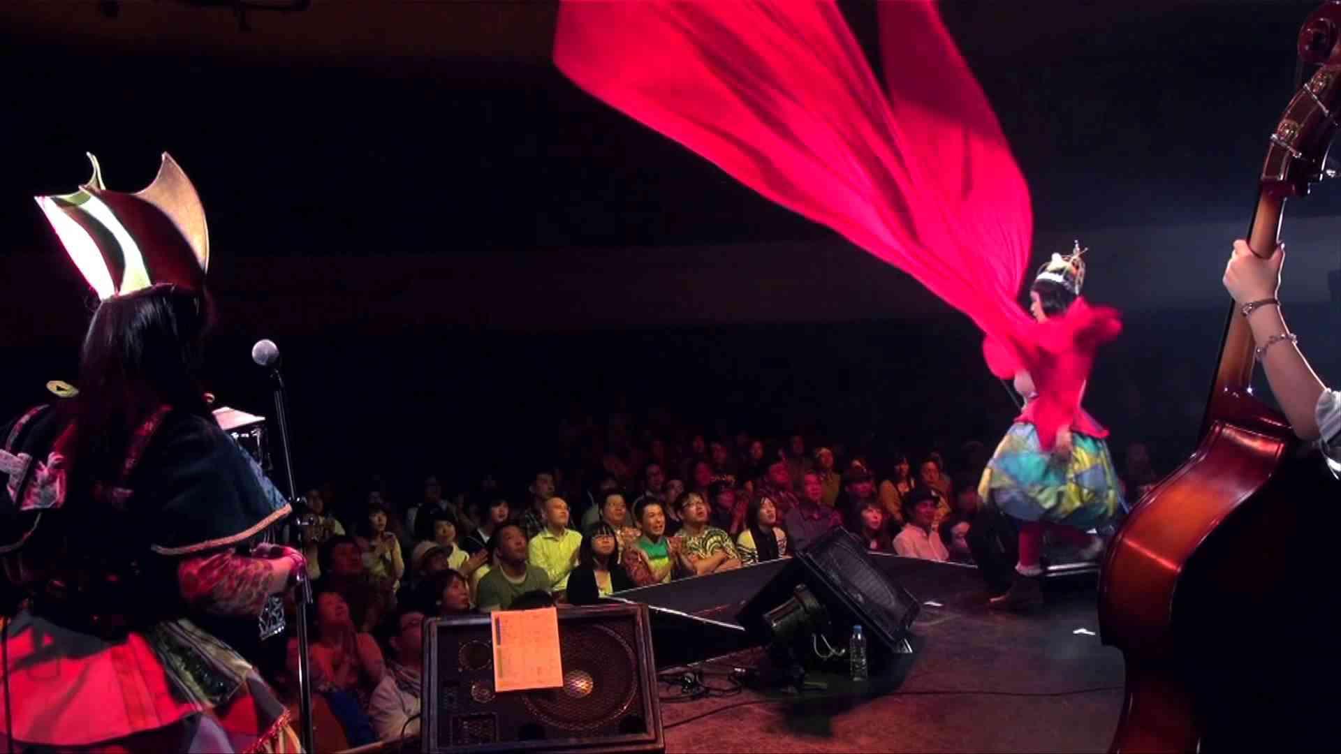 チャラン・ポ・ランタン 「サーカス・サーカス(LIVE ver.)」 MUSIC VIDEO - YouTube